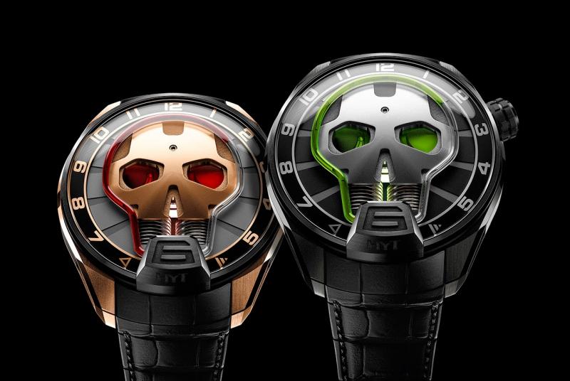 Đồng hồ không có kim phút
