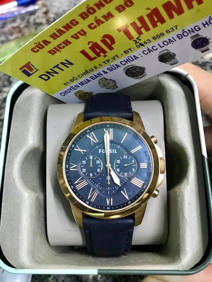 Top 4 Cửa hàng bán đồng hồ uy tín nhất Vũng Tàu