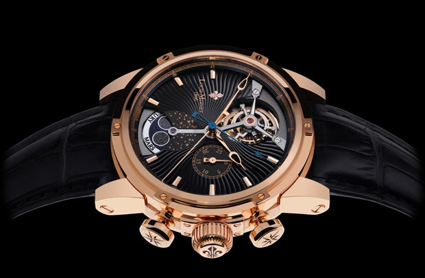 Đồng hồ Louis Moinet Meteoris