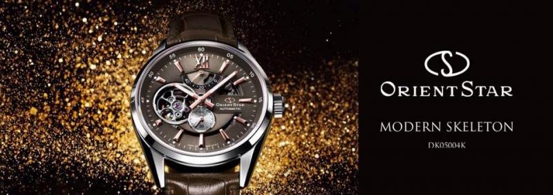 Đồng hồ nam chính hãng từ thương hiệu Orient Star