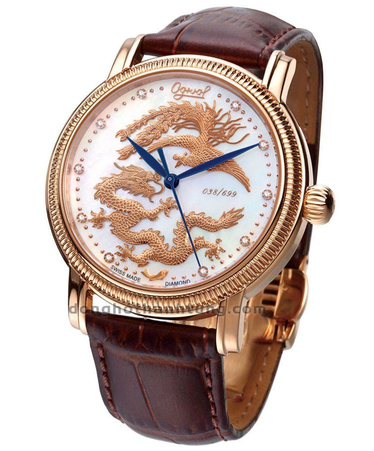 Đồng hồ Ogival OG358.66AGR-GL