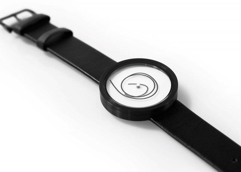 Đồng hồ Ora Unica độc đáo sở hữu phong cách thiết kế tối giản
