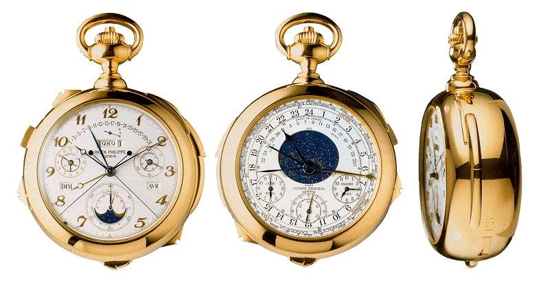 Đồng hồ Patek Philippe Calibre 89