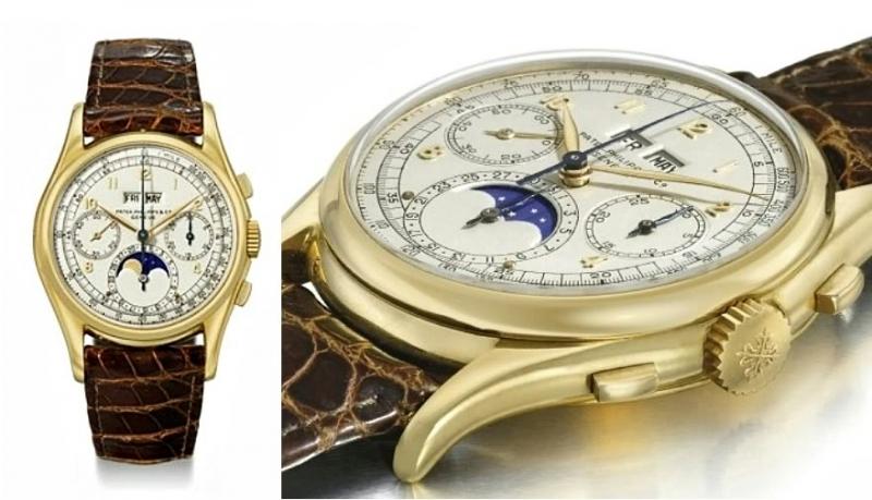Đồng hồ Patek Philippe Reference 1527