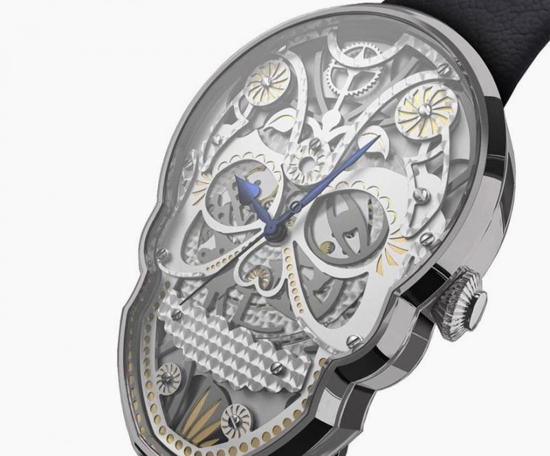 Đồng hồ Skull dành cho người Cá tính và có chút lập dị
