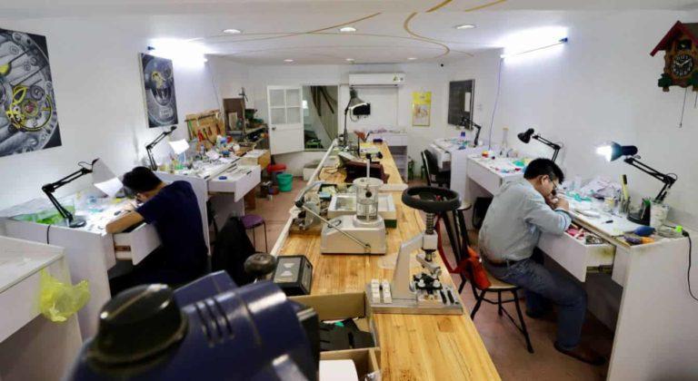 Trung tâm bảo hành sửa chữa đồng hồ Tân Tân – Uy Tín Từ 1985®