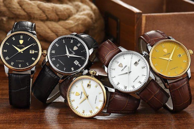 Đồng hồ Tevise