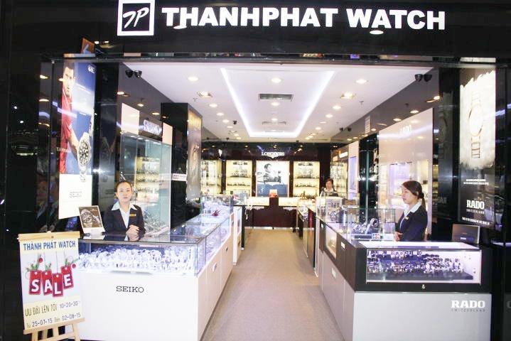 Cửa hàng đồng hồ Thành Phát