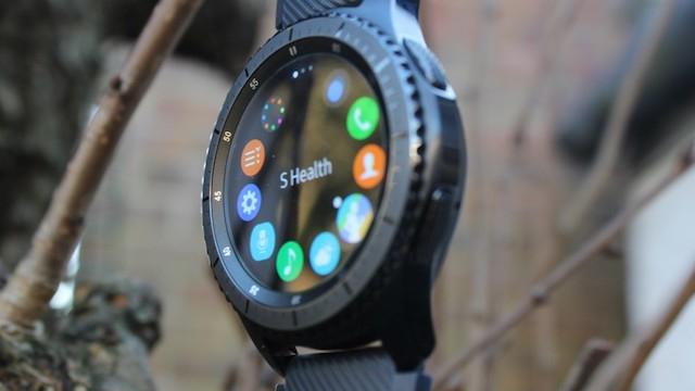 Đồng hồ thông minh Samsung Gear S3