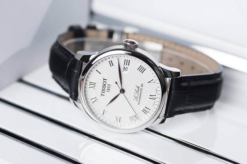 các loại đồng hồ của Tissot đều mang thiết kế chuẩn xác, tỉ mỉ và hoàn thiện đến mức hoàn hảo. Đây chính là vẻ đẹp hấp dẫn của Tissot.