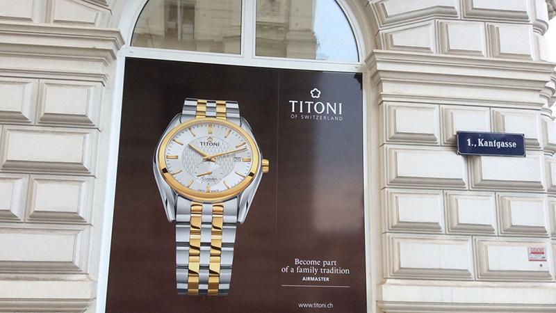 Đồng hồ titoni - một kiệt tác đến từ thụy sĩ