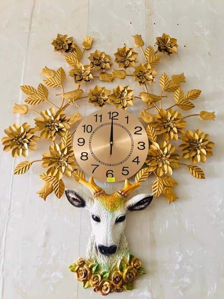 Đồng hồ treo tường đẹp TP. HCM