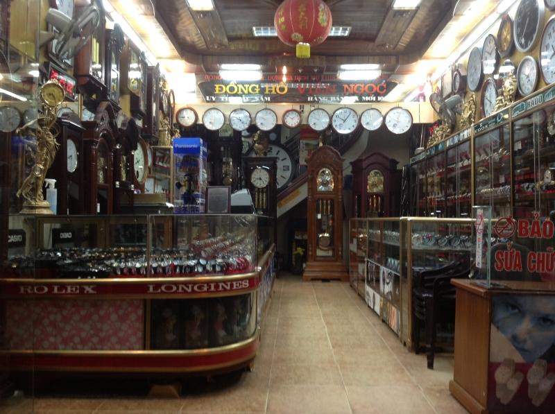 Cửa hàng đồng hồ Viên Ngọc