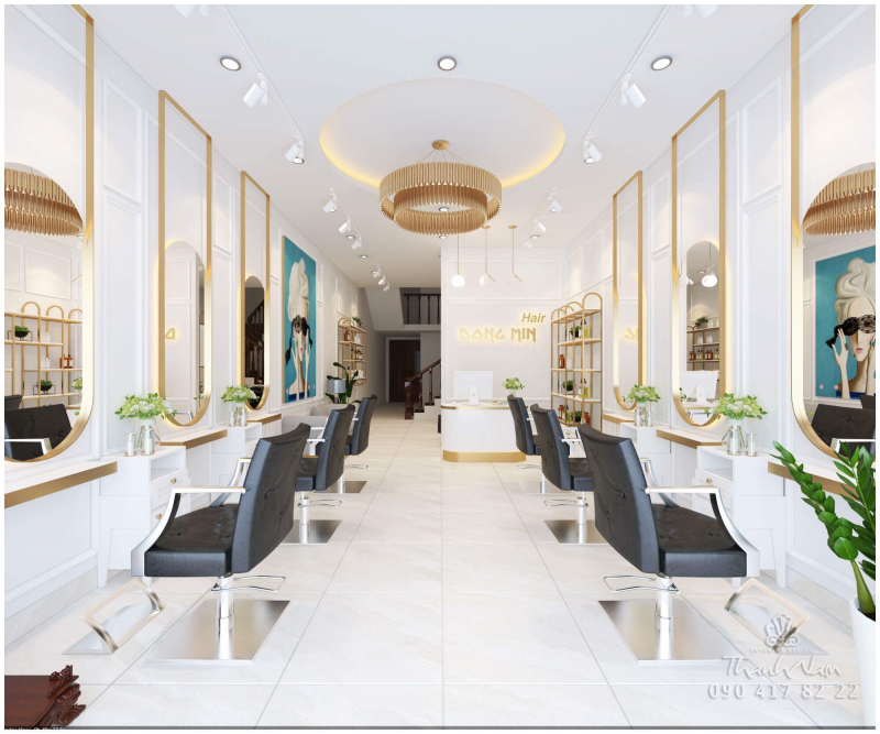 Dong Min Hairdressing Salon