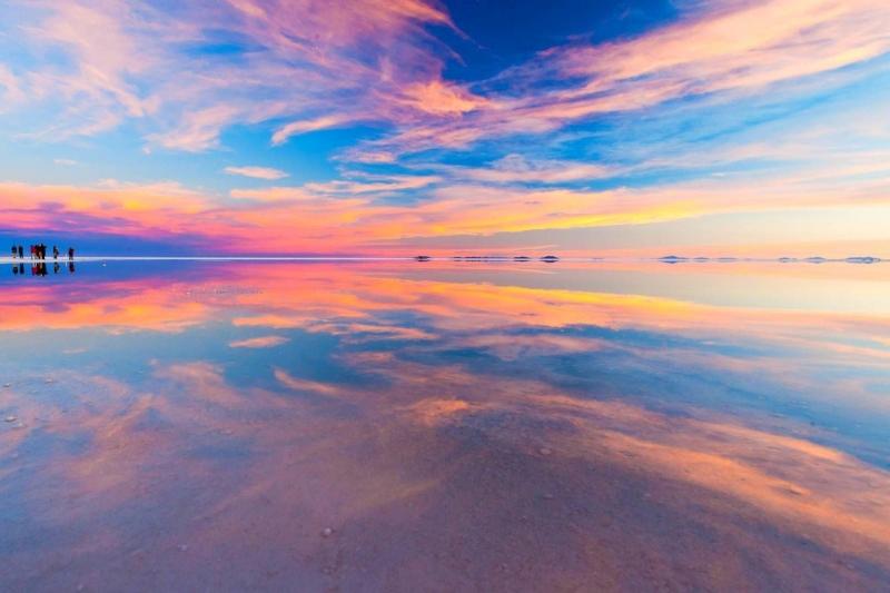 Đồng muối Salar de Uyuni, Bolivia