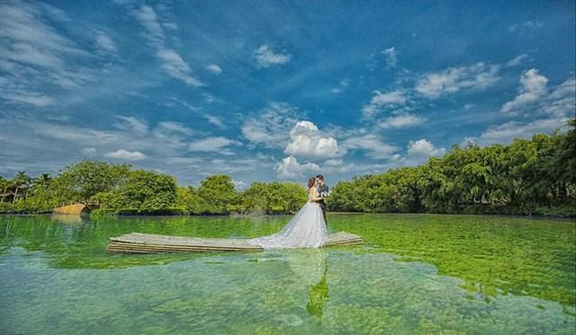 Ảnh cưới chụp tại Đồng Nai