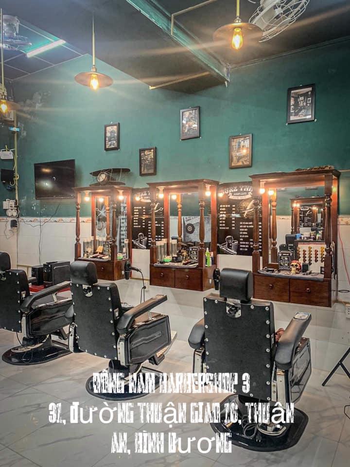 ĐÔNG NAM Barbershop