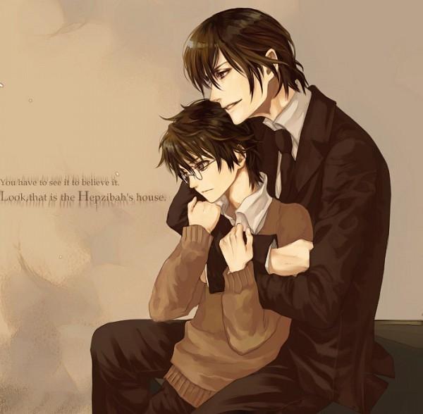 Tay của ta xuyên qua tóc đen của ngươi - một trong những bộ đồng nhân Harry Potter nhiều lượt xem nhất