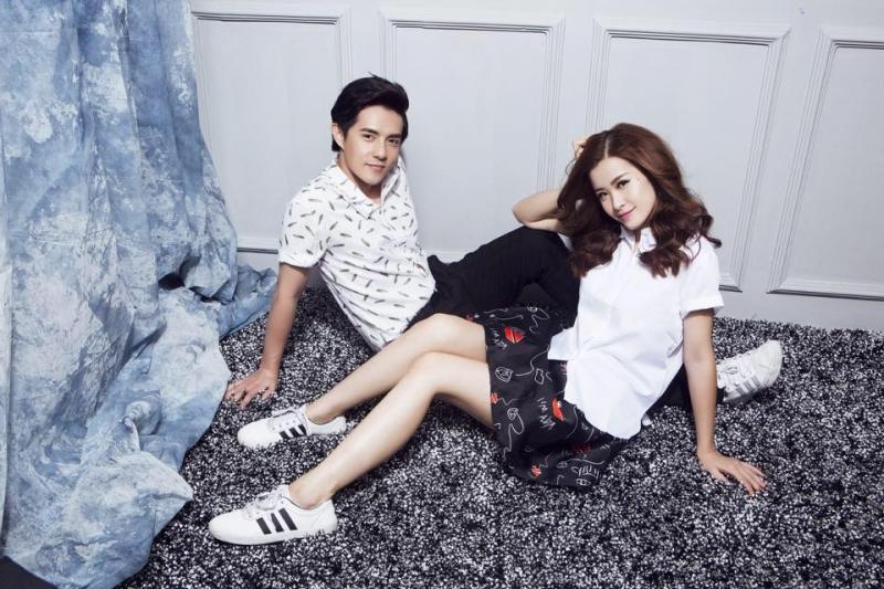 Cặp đôi đẹp nhất nhì showbiz Đông Nhi - Ông Cao Thắng