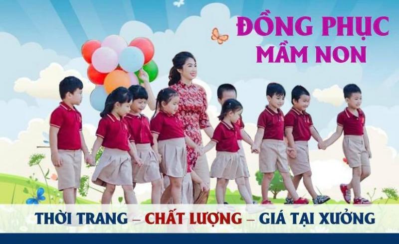 Đồng phục, áo lớp Quảng Ngãi - Didy Uniform