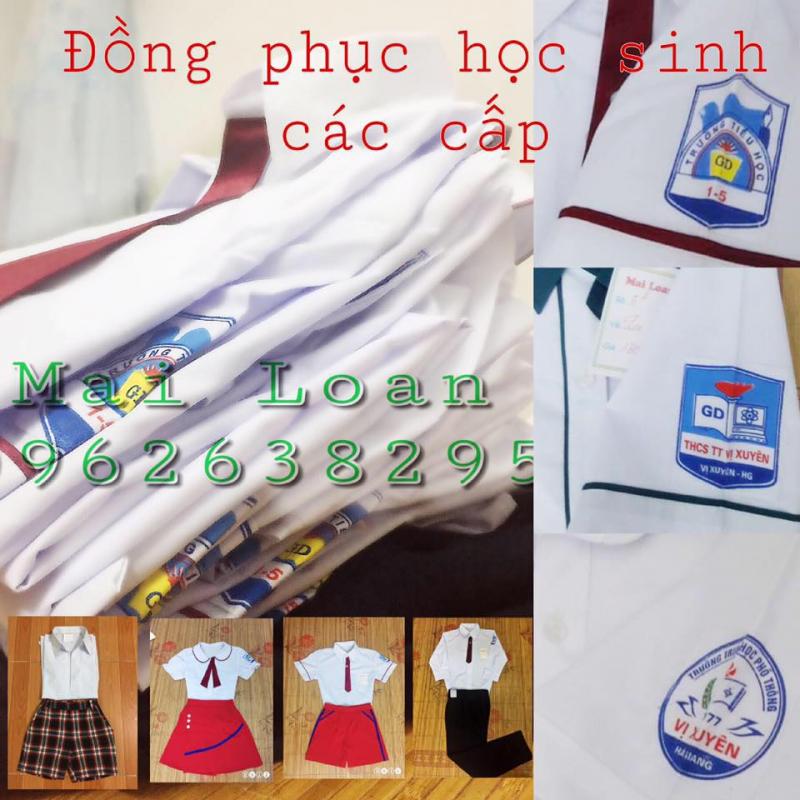 Đồng phục Học sinh Mai Loan - Hà Giang