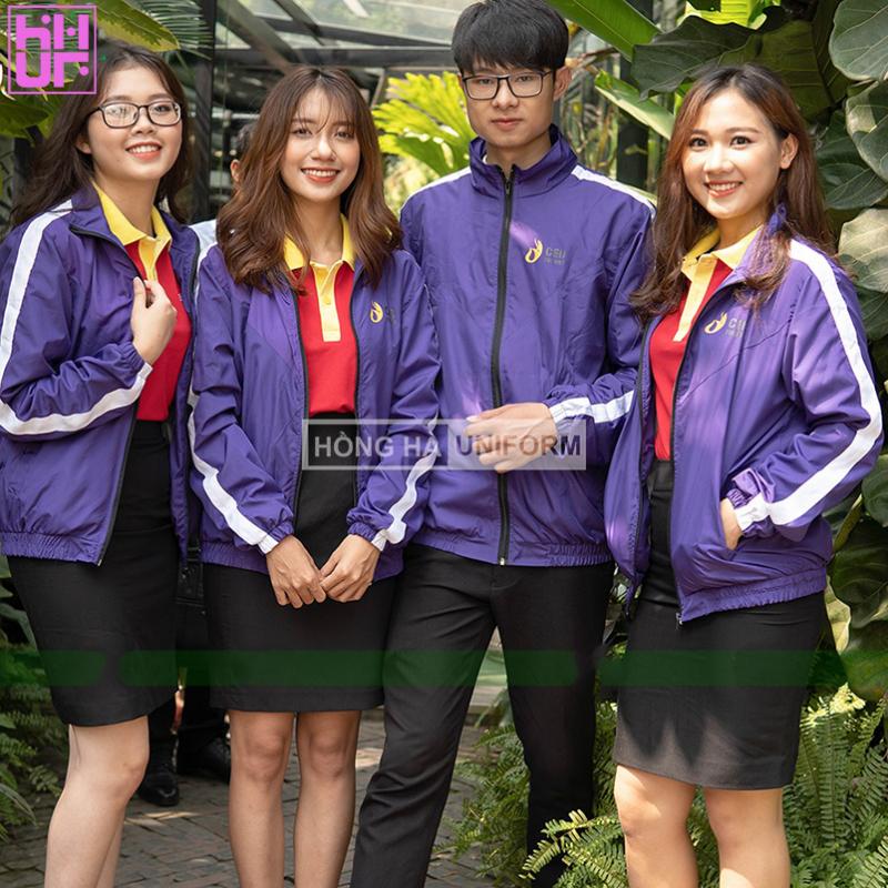 Đồng phục Hồng Hà - Cao Bằng