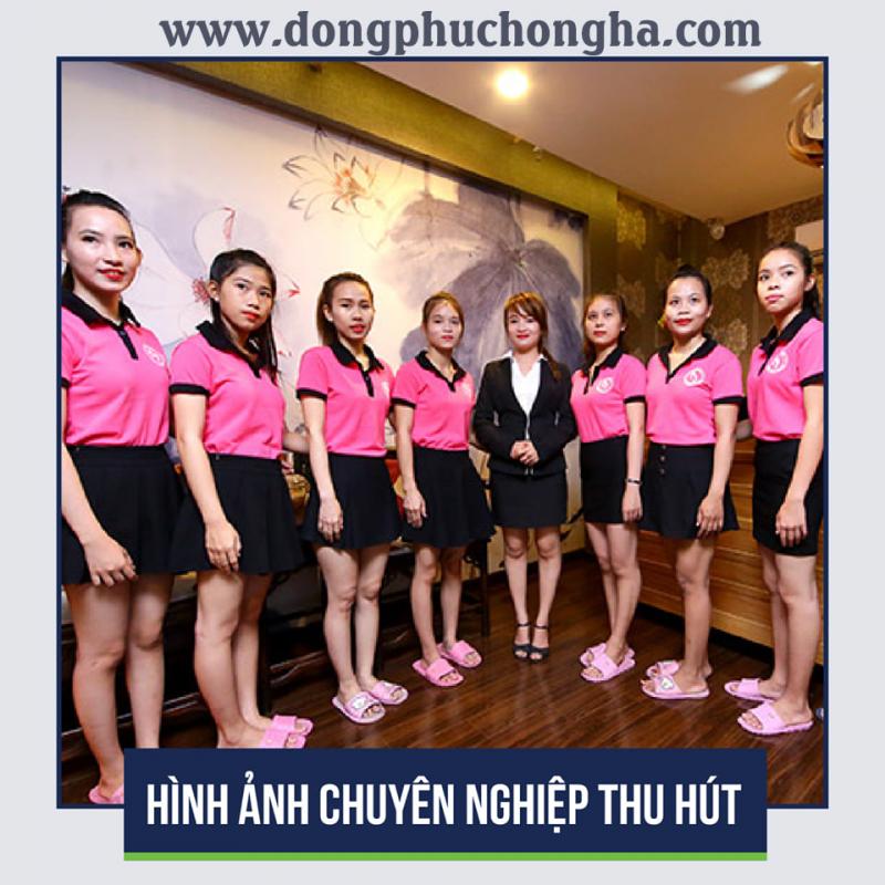Đồng phục Hồng Hà - Hòa Bình
