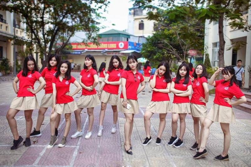 Đồng phục Hồng Hà - Quảng Bình