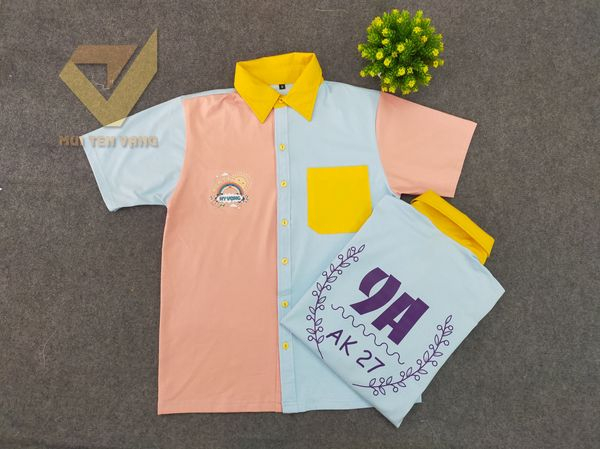 Đồng phục Mũi Tên Vàng - MTV Uniform