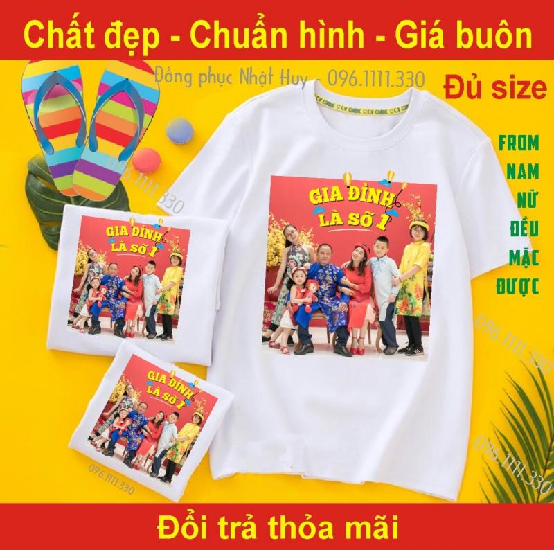Đồng Phục Nhật Huy - Hà Nam