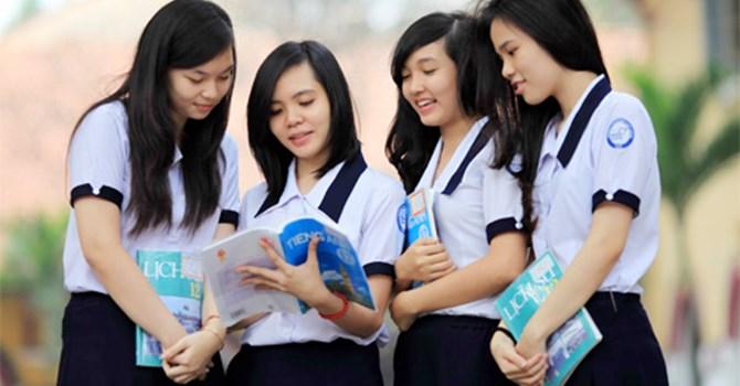 Đồng phục học sinh THPT