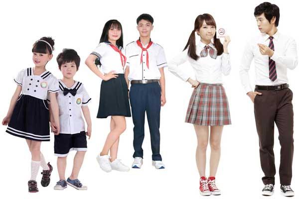 Đồng phục học sinh TH - THCS - THPT