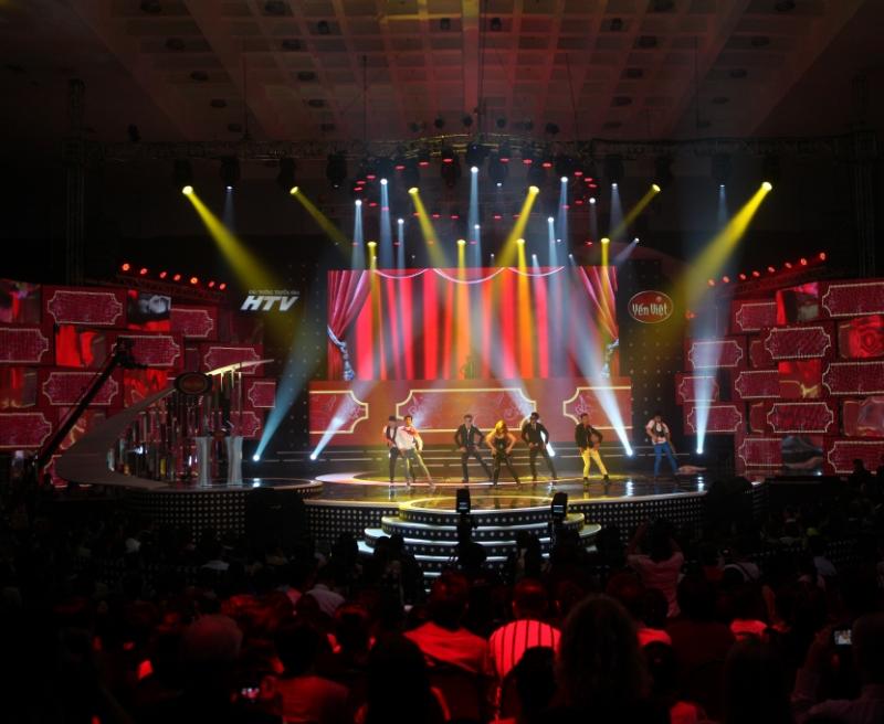 Đông Tây Promotion rất nổi tiếng với các chương trình truyền hình ăn khách.