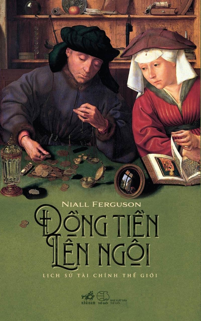 Bìa sách Đồng Tiền Lên Ngôi.