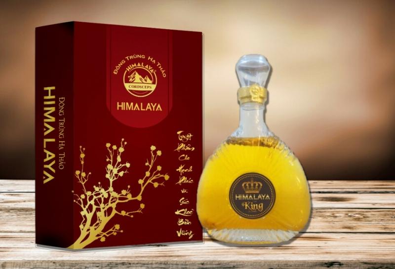 Rượu Đông Trùng Hạ Thảo có bán tại nhà thuốc Việt