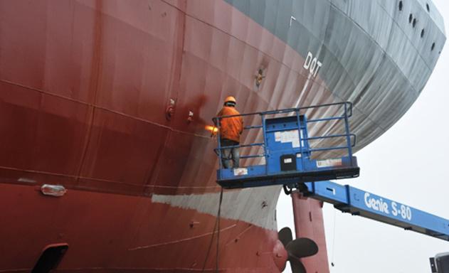 Đóng và sửa chữa tàu biển có nguy cơ tai nạn cao
