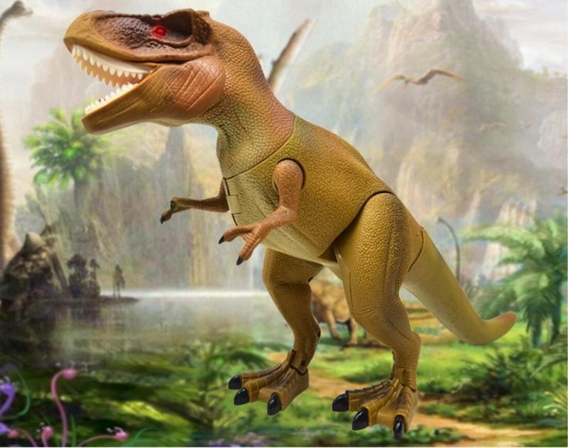 Top 10 động vật đáng sợ nhất sống chung với loài người thời tiền sử