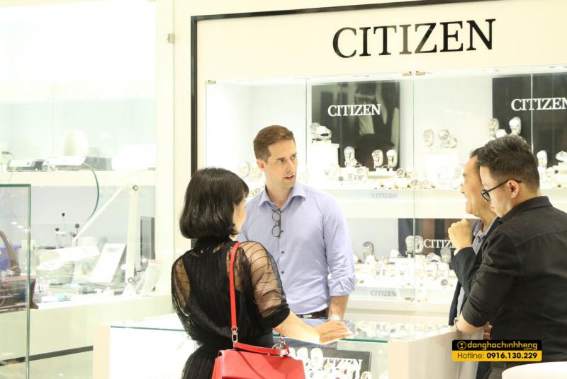 Mỗi sản phẩm Citizen chính hãng được bán ra, quý khách hàng sẽ được cung cấp các phụ kiện chính hãng