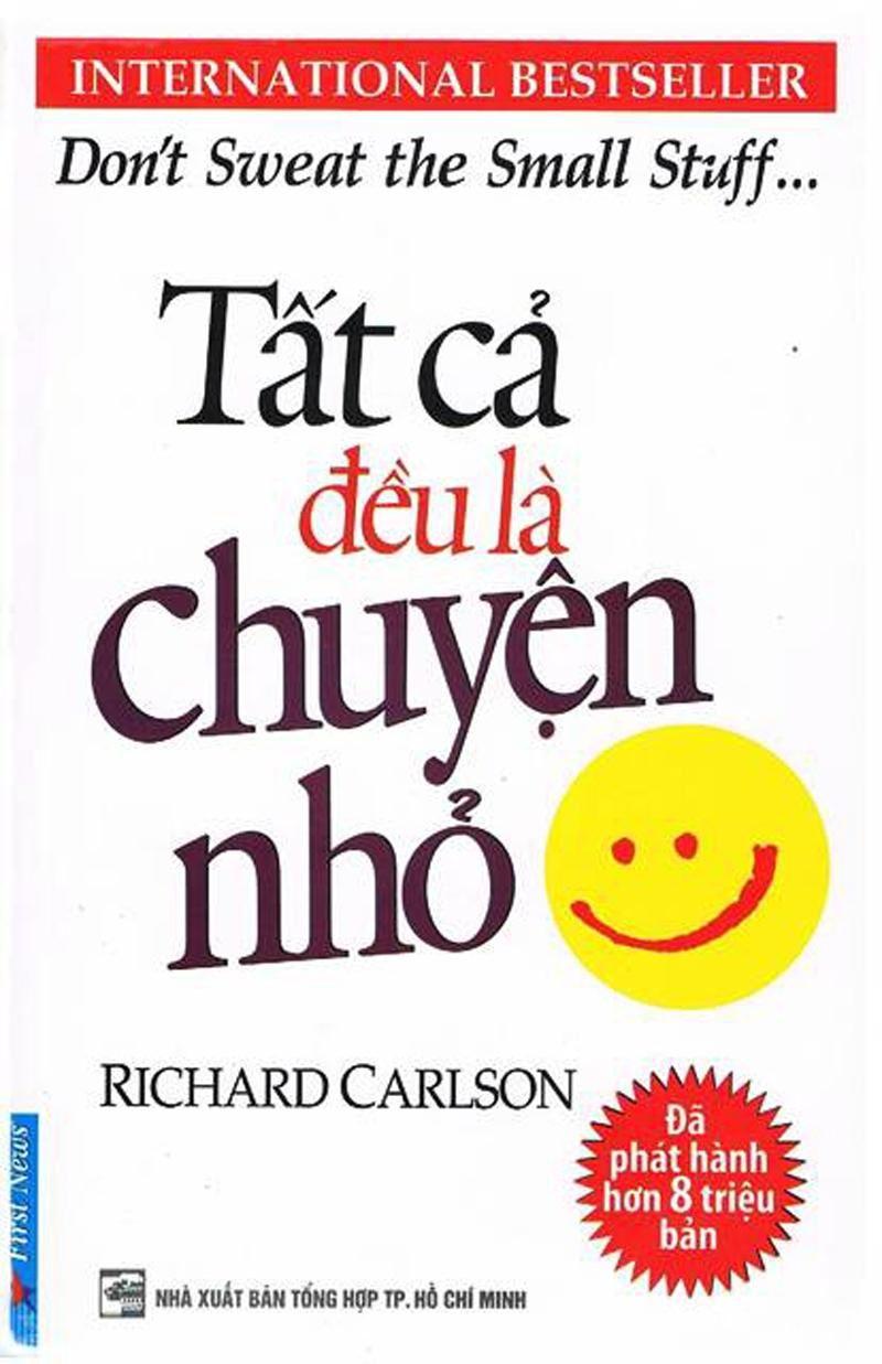 Don't Sweat The Small Stuff - Richard Carlson