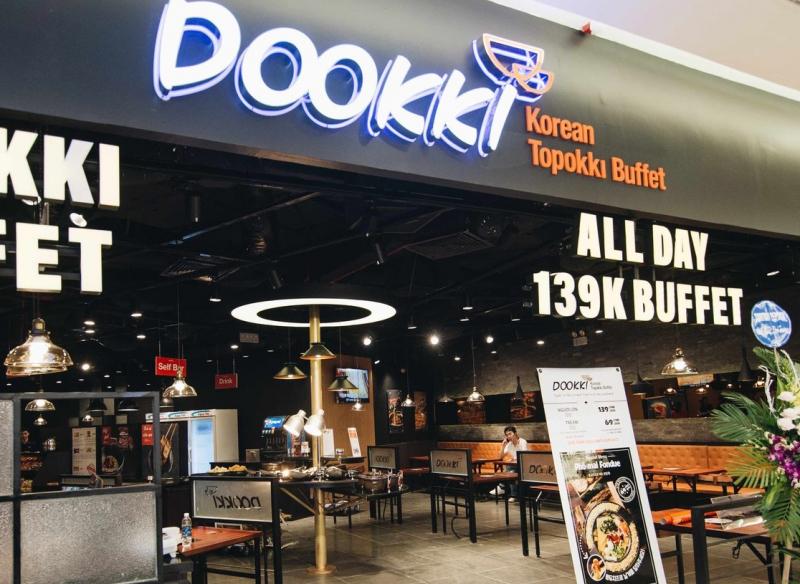 Dookki Việt Nam - Lẩu vàamp; Buffet Tokpokki