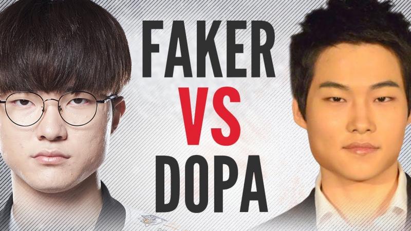 Dopa vs Faker