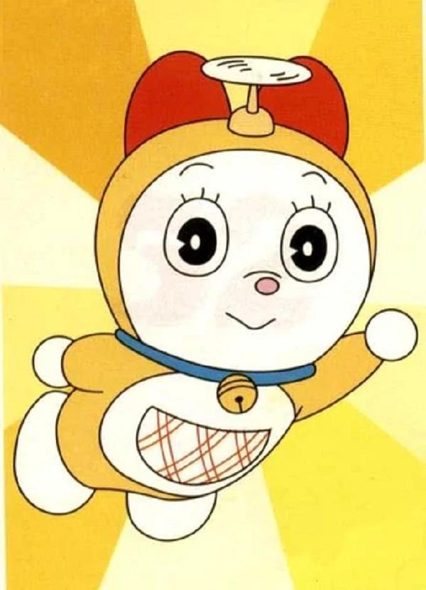 Dorami là em gái của Doraemon