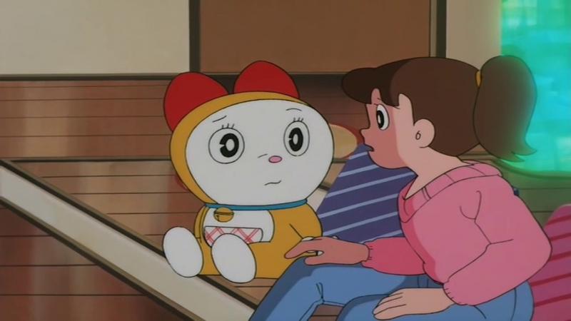 Dorami mạnh hơn Doraemon rất nhiều