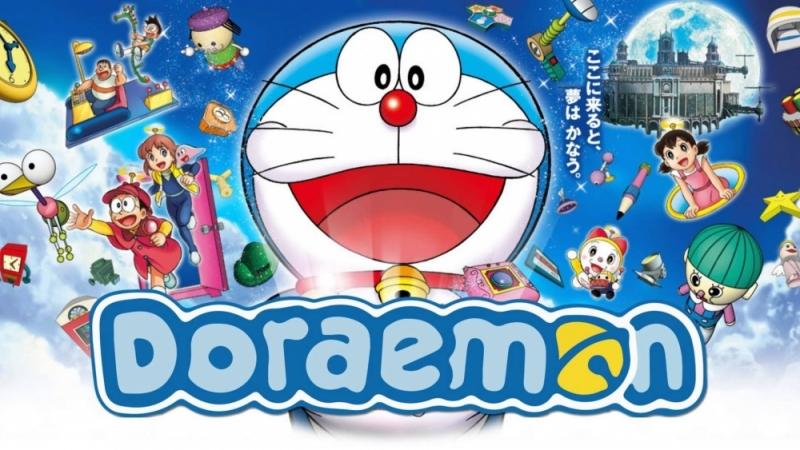 Nhân vật Doraemon trong bộ phim cùng tên