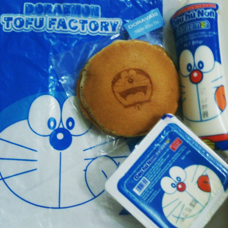 Doremon Tofu Factory