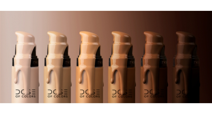 Dose of Colors Meet Your Hue Foundation,