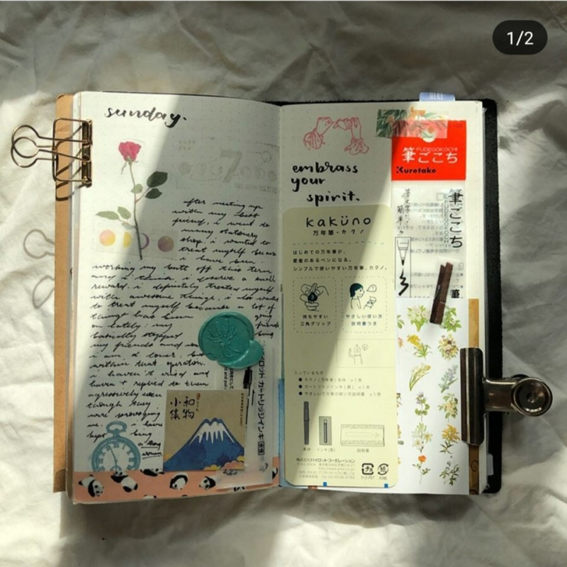 Dot Grid Book