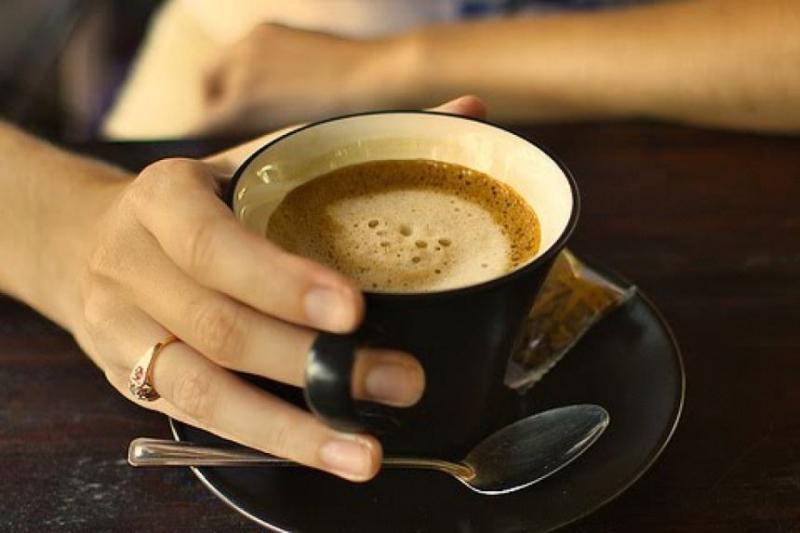 Cà phê giúp bạn đốt cháy lượng mỡ thừa.