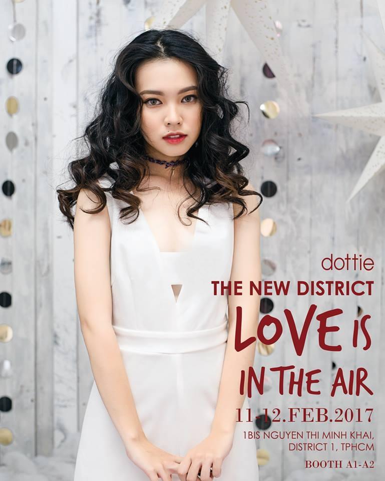 Dottie là một thương hiệu thời trang chất lượng rất phù hợp với các cô nàng sang trọng