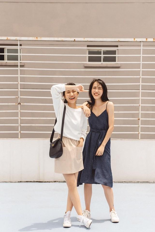 Với các quý cô yêu thích style đơn giản, trong sáng, thanh lịch thì Dottie chính là một sự lựa chọn thích hợp